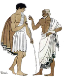 Telemachus_and_mentor_white
